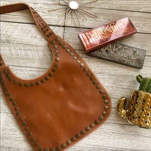 Vintage retro shoulder bag